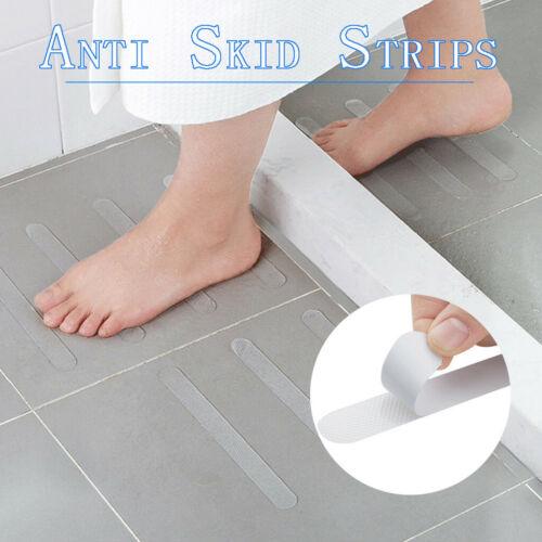 Anti-Slip Bath Grip Stickers Non Slip Shower Strips Pad Flooring Safety Tape Mat