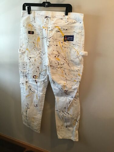 Excellent ! Dickie  Splatter Artist Painter Pants