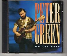 (HG804) Peter Green, Guitar Hero - 1997 CD