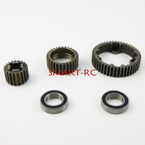differential gear Spur bearing drive idler for HPI Rovan KM Baja 5B 5T Smart dif