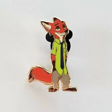 Zootopia Booster Set Officer Clawhauser Disney Pin 127065