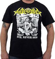 Toxic Holocaust (evil Never Dies) Men's T-shirt