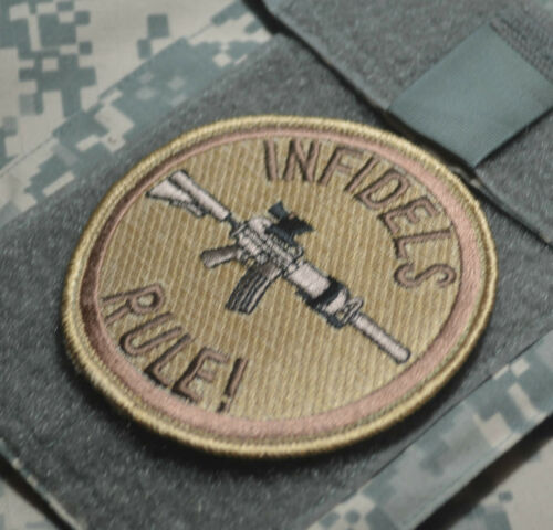 TRUNK MONKEY 2-TAB SET KANDAHAR TALIZOMBIE© WHACKER USMC FORCE RECON RAIDERS