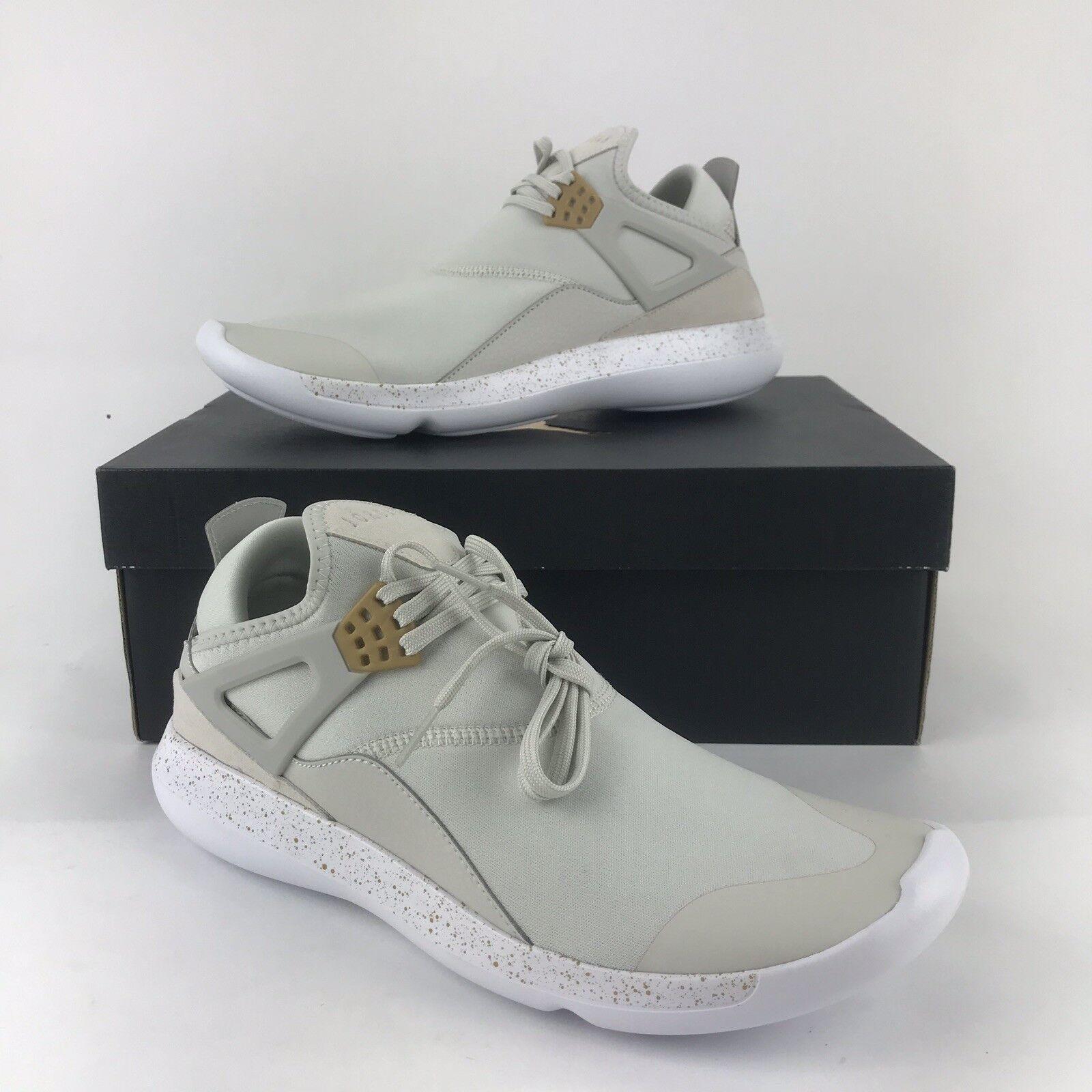 bc2e1d01033d Nike Jordan Fly  89 Light Bone Metallic Metallic Metallic gold NIB Size US  9.5 Men s