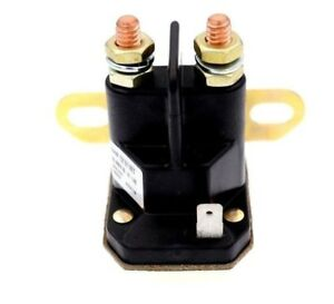 details about starter solenoid fits mtd 725 1426, 925 1426, 9251426a, 112 0309, 925 1426a  mtd 3 poles 12v universal 725 1426