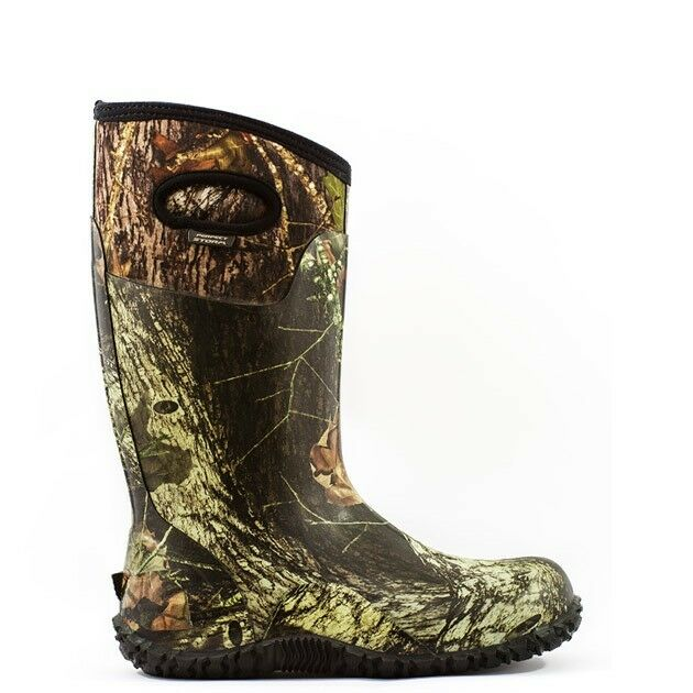 Perfect Storm Super Surge Camo Mens Boots Size 10 NIB W Tags (With Small Defect)