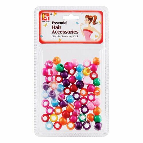 Hair AccessoriesSmallLargeRound BeadsUK SELLERALL COLOURSLOT