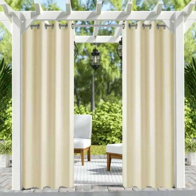 Outdoor Curtains Cur108tn 54 Inch X 108, What Are The Best Outdoor Curtains