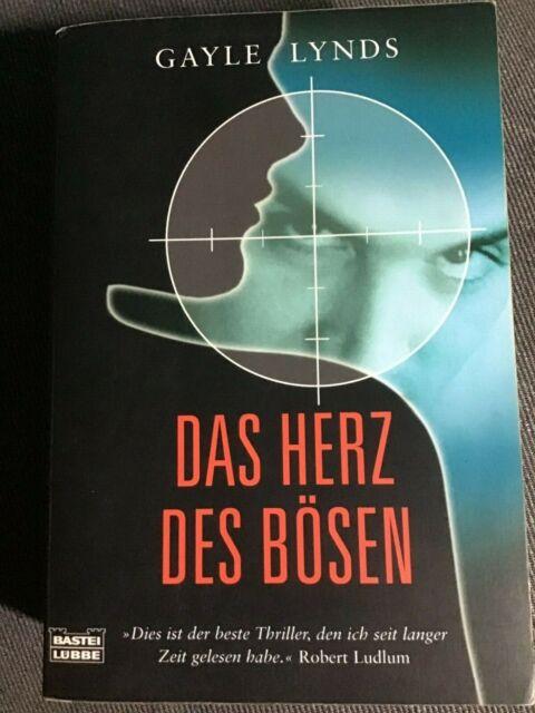 Das Herz des Bösen von Gayle Lynds -Thriller - Deutsche Erstveröffentlichung