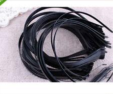 10pcs *5mm Blank Plain Metal Headband Hair Band For Hair Accessories DIY Craft
