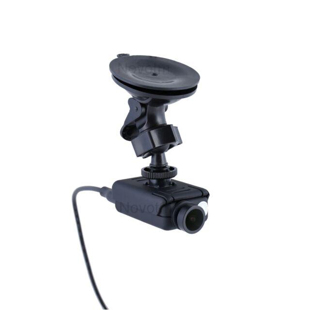 Wide Angle Mobius ActionCam HD Camera Dash Cam Kit (V3 / Lens C2 / 820 mAh)