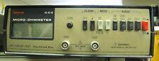 Simpson Digital Micro Ohmmeter Model 444 120vac