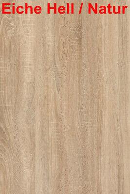 Natur Dicke 38 mm Holzzuschnitt Waschtischkonsole Waschtischplatte Eiche Hell