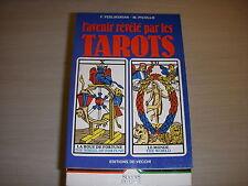 LIVRE FESLIKENIAN PICOLLO L'AVENIR REVELE par les TAROTS Ed de VECCHI 1988 140p.