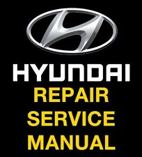 HYUNDAI ELANTRA 1996 1997 1998 1999 2000 SERVICE REPAIR MANUAL