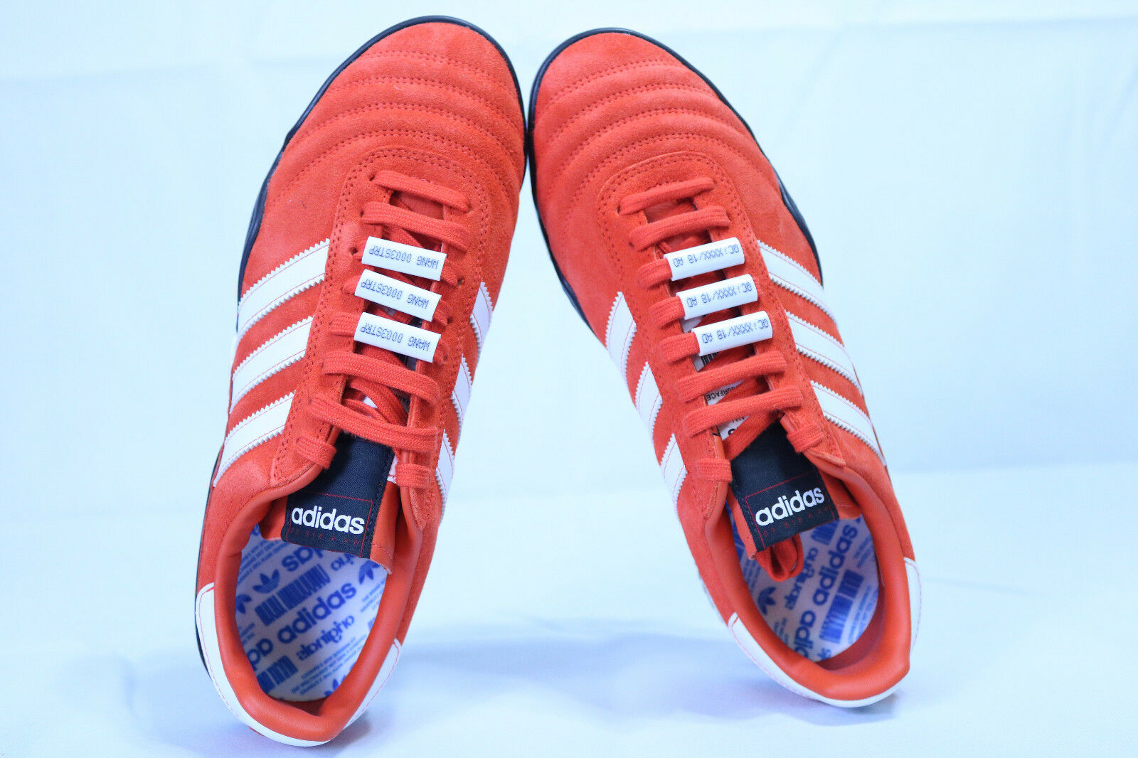 f68148a04276 Adidas Adidas Adidas AW BBALL Soccer Alexander Wang Bold orange B43593 DS  NIB d1d574