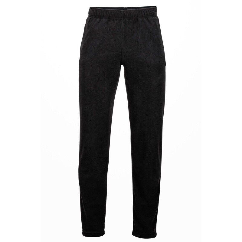 Marmot Reactor Pantalones Ligero Pantalón Fleece Negro