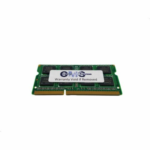 4GB 1X4GB RAM Memory Toshiba Satellite C655D-S5509 C655D-S5537 C655D-S9511D A30