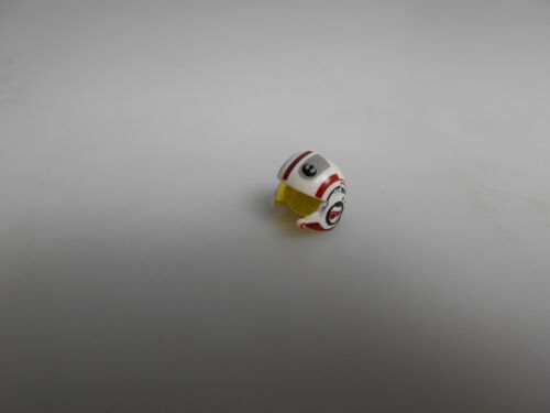 Lego® Star Wars Minifiguren Zubehör 1x Helm für X-Wing Pilot aus Set 75102 Neu