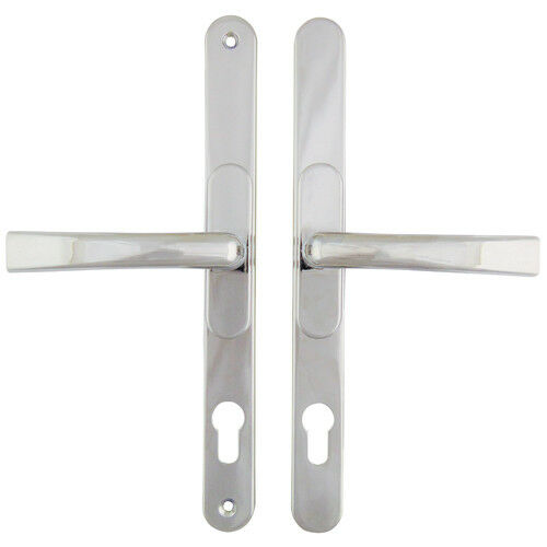 Versa Universal Upvc Door Handle 4 Colours Available 62mm to 95mm Centres
