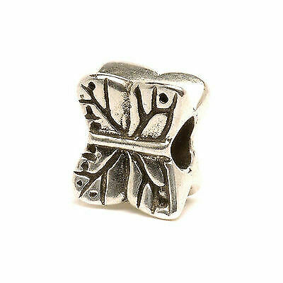 TROLLBEADS Bead in silver Farfalla TAGBE-20017