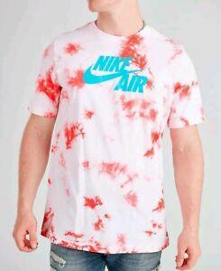 about pink SIZE Details T BQ0079 XXL Shirt Tie Dye casual Air Nike Men's 100 wOk08nP