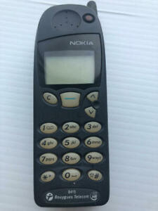 Nokia 5130 NSK Black Vintage Cell Phone AS IS - Fast Shipping!