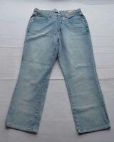 Venezia Jeans Light Blue 100% Cotton Women's Jeans Size 16 L 31