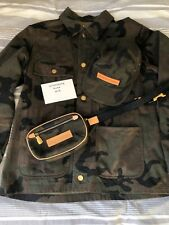53db0743 item 2 Supreme x Louis Vuitton Camo Set. (Includes: Barm Jacket, Camp Cap,  Bum Bag) -Supreme x Louis Vuitton Camo Set. (Includes: Barm Jacket, Camp Cap,  ...