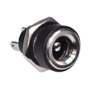 5-5-x-2-5mm-DC-Einbau-Buchse-Power-Jack-Ladegerat-Platten-Montage-Chassis-Socket