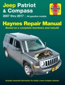 Jeep-Patriot-amp-Compass-2007-2017-Haynes-Manual-50050-NEW