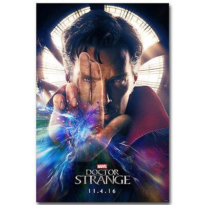 Z-489 Doctor Strange Marvel Superheroes Movie Hot 2016 Film  Poster Art Decor