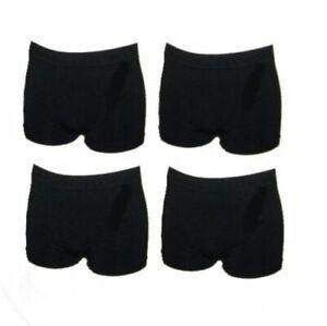10-20er Pack Boxershorts Microfaser Seamless Unterwäsche Unterhose Herren Paket
