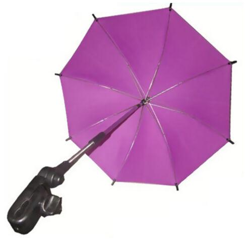 EG /_ Baby poussette accessoire Parapluie enfants parasol parasol de pliage pour landau Raki