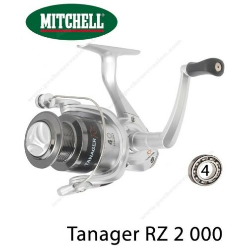 Carnassier Mitchell Tanager RZ 2 000 FD Moulinet Truite