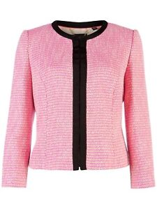 Pink 1 Asos Work Tailor Black Blazer Buckle 8 Jacket Ted Baker 5T7wqxzP