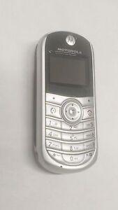 Motorola-C140-Phone-GSM-Mobile-Device-Black-Silver