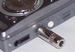 SILVER-MD-MINIDISC-ELECTRET-CONDENSER-MICROPHONE