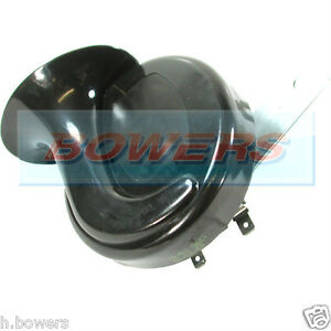 24V VOLT UNIVERSAL LOW TONE TWIN TERMINAL SHELL/TRUMPET HORN