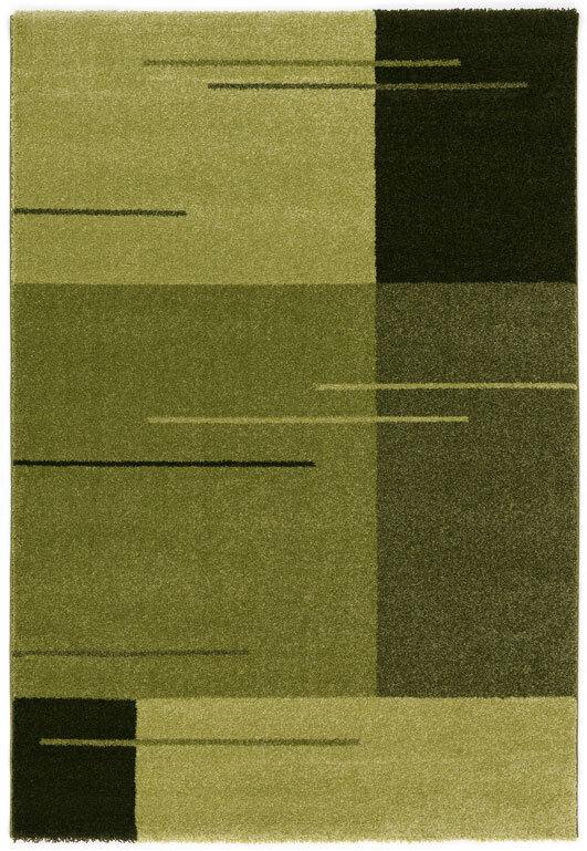 ASTRA samoa tapis 6870 002 032 vert 160x230cm NEUF