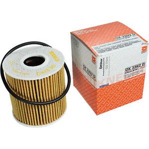 Original-mahle-Knecht-filtro-aceite-Ox-339-2d-filtro-aceite-Oil