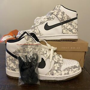 *NEW* 2006 Nike Dunk High Size 8.5 Retro OG SB Blazer Mid Low Air Force Jordan 1