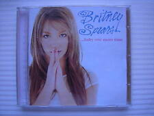 BRITNEY SPEARS - BABY ONE MORE TIME - 12 TRACKS - FREE POST UK