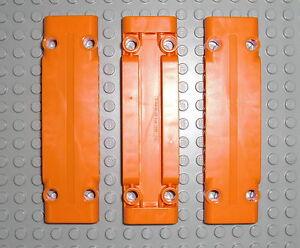 LEGO Technic - 3x Panel Verkleidung 1x3x11 orange NEU NEW 15458 42038 - Bruck/Mur, Österreich - Widerrufsrecht Sie haben das Recht, binnen 1 Monat ohne Angabe von Gründen diesen Vertrag zu widerrufen. Die Widerrufsfrist beträgt 1 Monat ab dem Tag, an dem Sie oder ein von Ihnen benannter Dritter, der nicht der Beförderer i - Bruck/Mur, Österreich