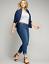 New-Lane-Bryant-65-Super-Stretch-Denim-Crop-Medium-Wash-Capri-Jeans-Plus-Size thumbnail 2