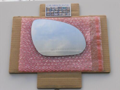 829R Mirror Glass for 09-12 HYUNDAI ELANTRA TOURING Passenger Side View Right RH