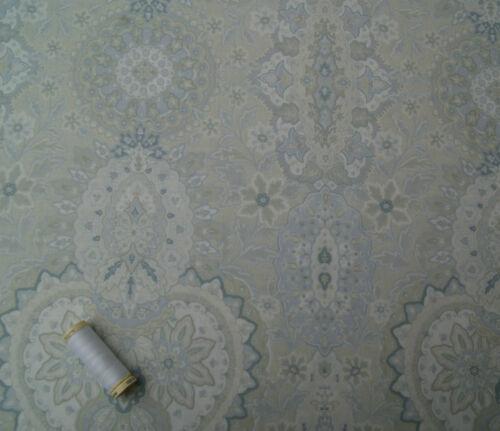 FQ Half or Metre Length /'Gatsbys Flora/' Cotton Fabric by Anna Fishkin