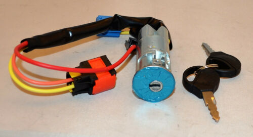 XSARA PICASSO 206 STEERING IGNITION SWITCH BARREL LOCK  NEW 4162P0