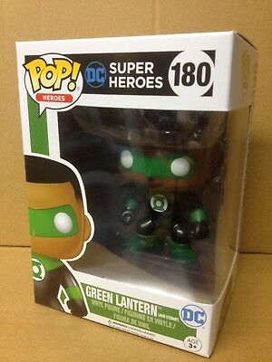 Vinyl figurine Green Lantern John Stewart #180 DC Heroes Pop