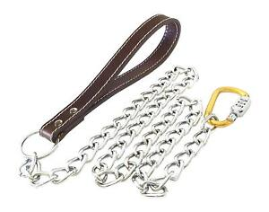 Lockable-Security-Chain-Lead-Secure-Your-Pet-with-a-combination-lockable-lead